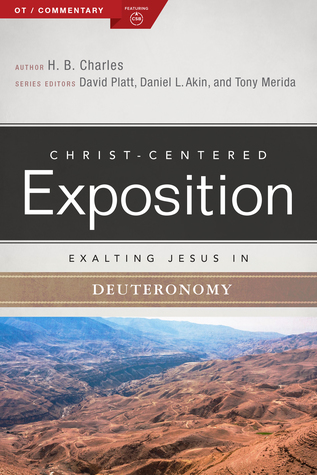 Exalting Jesus in Deuteronomy