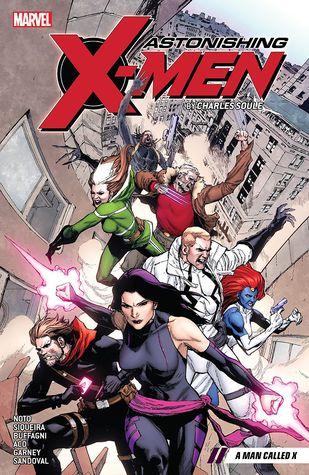 Astonishing X-Men, Vol. 2: A Man Called X