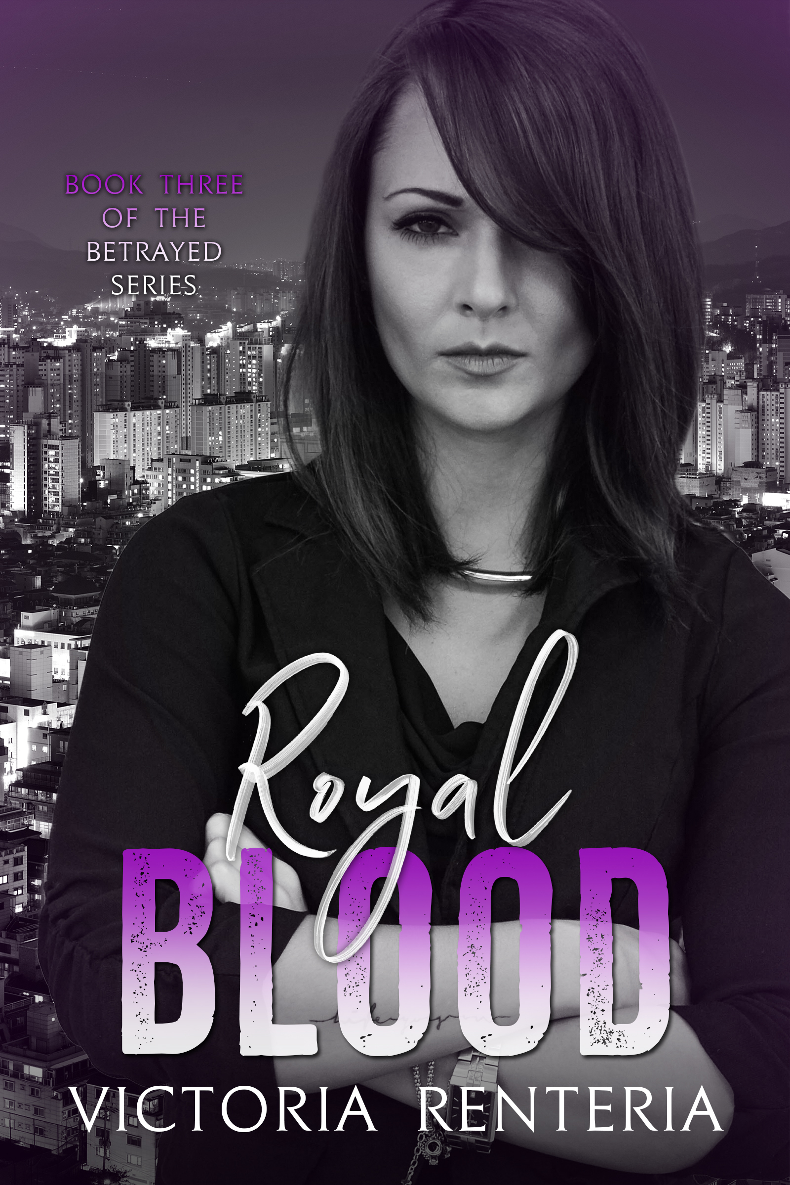 Royal Blood (The Betrayed Series, #3)