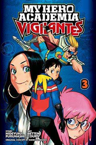 My Hero Academia: Vigilantes, Vol. 3