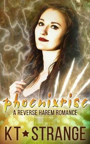 Phoenixrise (The Rogue Witch, #5)