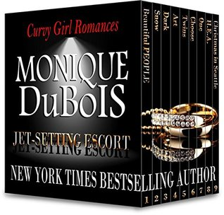 Curvy Girl Romances: Jet-Setting Escort Box Set, Books 1-9