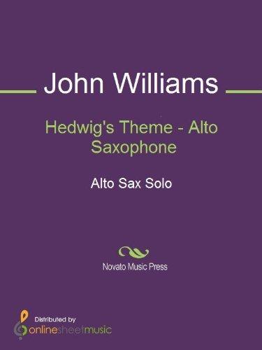 Hedwig's Theme - Alto Saxophone