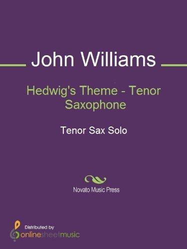 Hedwig's Theme - Tenor Saxophone