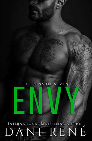 Envy (Sins of Seven #6)