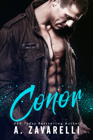 Conor (Boston Underworld, #6)