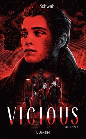 Vicious (Evil, #1)