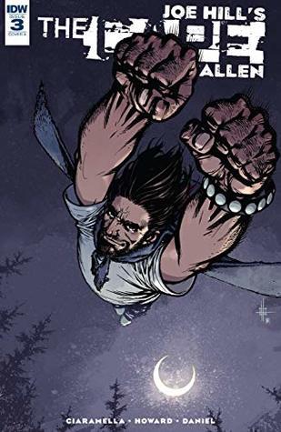 Joe Hill's The Cape: Fallen #3 (of 4)