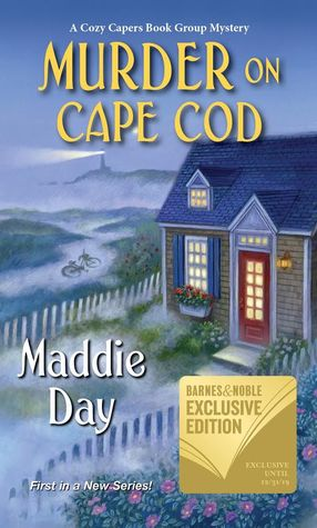 Murder on Cape Cod (Cozy Capers Book Group Mystery #1)
