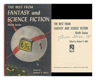 The Best from Fantasy and Science Fiction: Ninth Series