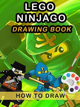 Drawing Book for Lego Ninjago