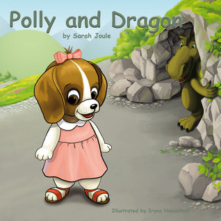 Polly and Dragon: A good night story book (best bedtime stories picture's book ages 2-5)