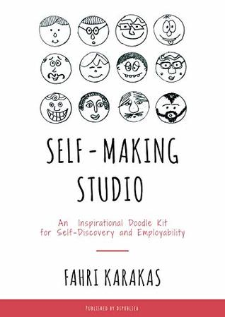 Self-Making Studio: An Inspirational Doodle Kit for Self-Discovery and Employability