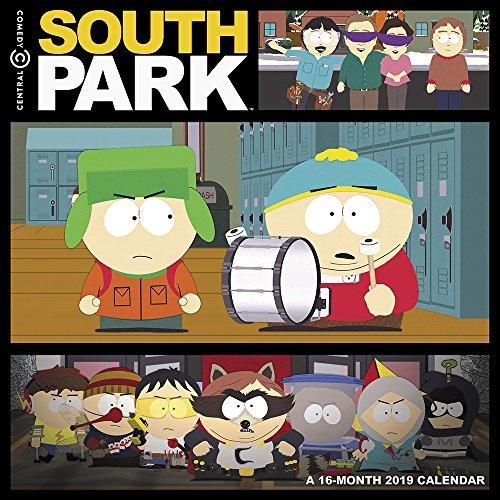South Park Wall Calendar (2019)