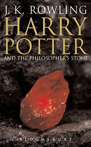Harry Potter And The Philosopher's Stone: Adult Edition
