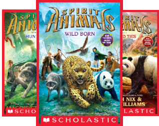Spirit Animals (6 Book Series)