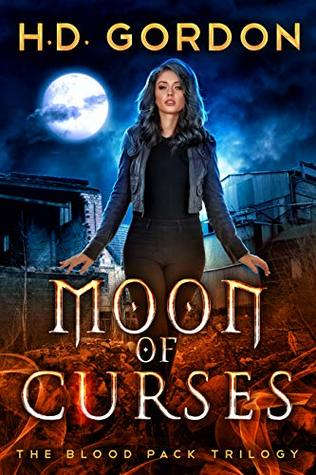 Moon of Curses (The Blood Pack Trilogy Book 3)