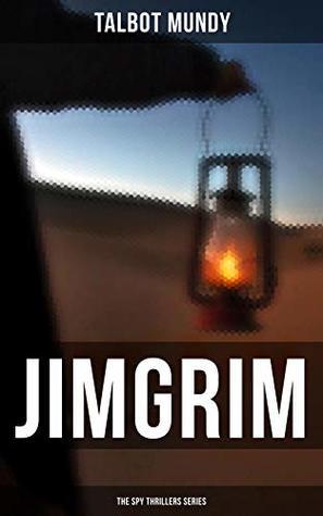 Jimgrim - The Spy Thrillers Series