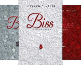 Bella und Edward (Reihe in 4 Bänden)