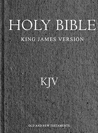 The Holy Bible, King James Version:
