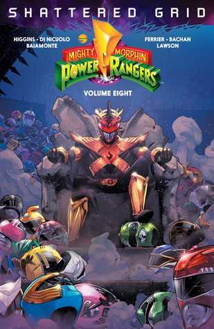 Mighty Morphin Power Rangers Vol. 8