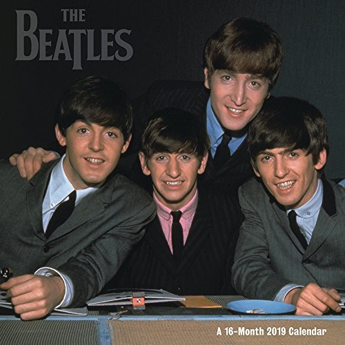Beatles Wall Calendar (2019)