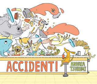 Accident! (lap board book)