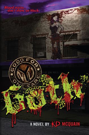 NYV: Goth by K.D. McQuain