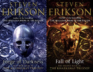 Kharkanas Trilogy Series (2 Book Series)