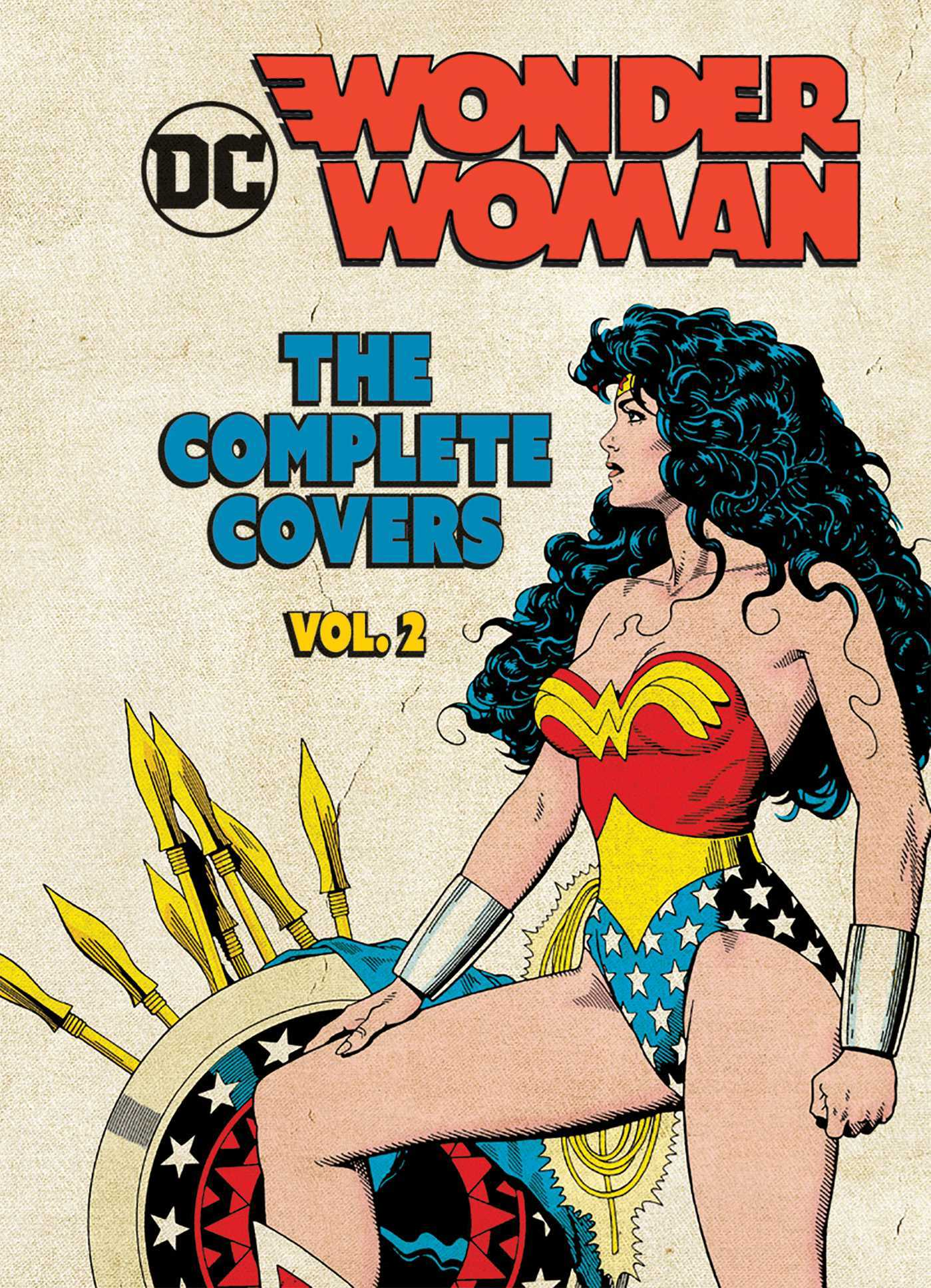 DC Comics: Wonder Woman: The Complete Covers Vol. 2