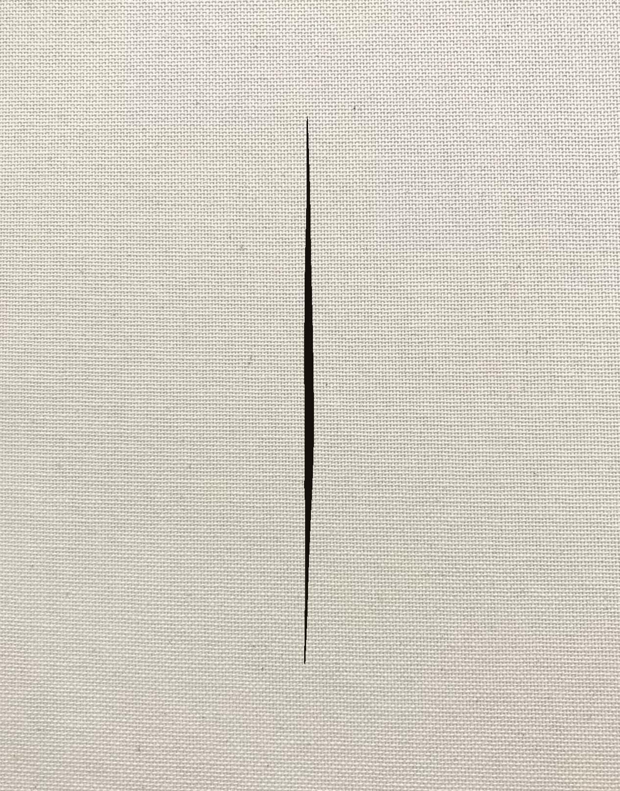 Lucio Fontana: On the Threshold