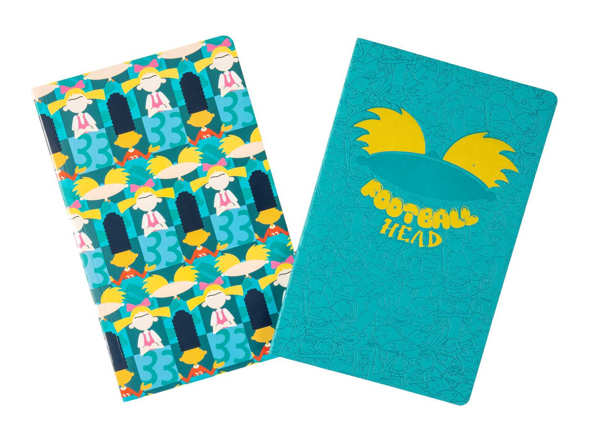 Hey Arnold! Notebook Collection (Set of 2)