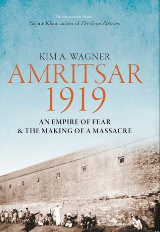 Amritsar 1919 by Kim Wagner