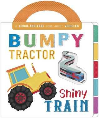 Bumpy Tractor, Shiny Train