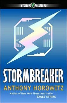 Stormbreaker by Anthony Horowitz