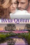 When the Right One Comes Along (Calloways of Rainbow Bayou #1)