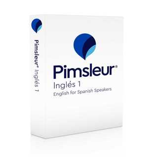 Pimsleur English for Spanish Speakers Level 1 CD: Learn to Speak, Understand, and Read English with Pimsleur Language Programs