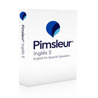 Pimsleur English for Spanish Speakers Level 2 CD: Learn to Speak, Understand, and Read English with Pimsleur Language Programs