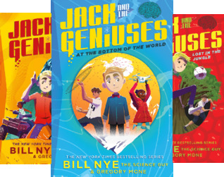 Jack and the Geniuses (3 Book Series)