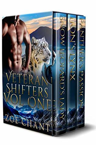 Veteran Shifters Box Set 1
