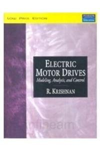 Electric Motor Drives Modelling Analog Con