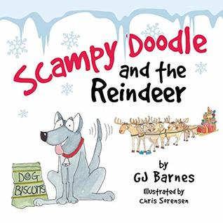 Scampy Doodle and the Reindeer