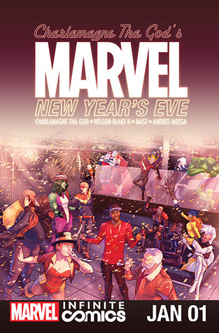 Marvel New Year's Eve Special Infinite Comic (2017) #1