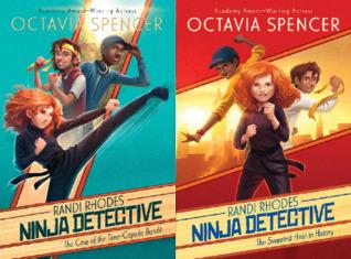 Randi Rhodes, Ninja Detective (2 Book Series)