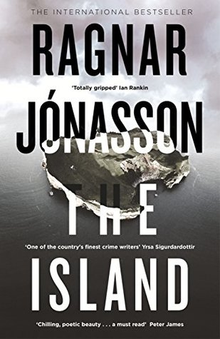 The Island (Hidden Iceland #2)