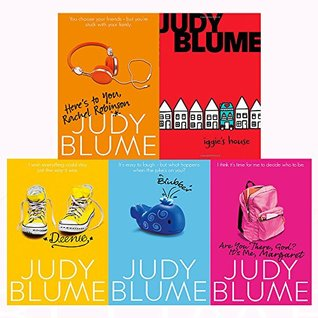 Judy blume collection 5 books set
