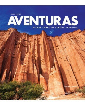 Aventuras 4th Bundle - Student Edition, Supersite PLUS Code and Workbook Video Manual