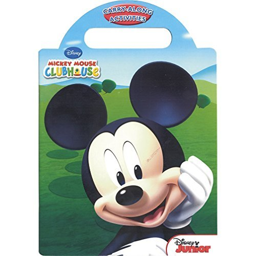 Disney Junior Mickey Mouse Clubhouse Carry-along Activities