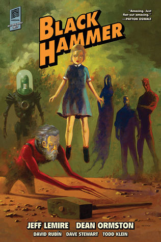 Black Hammer, Volume 1