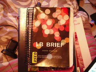 LB Brief 6th Edition with Resources for Composition at the University of South Alabama